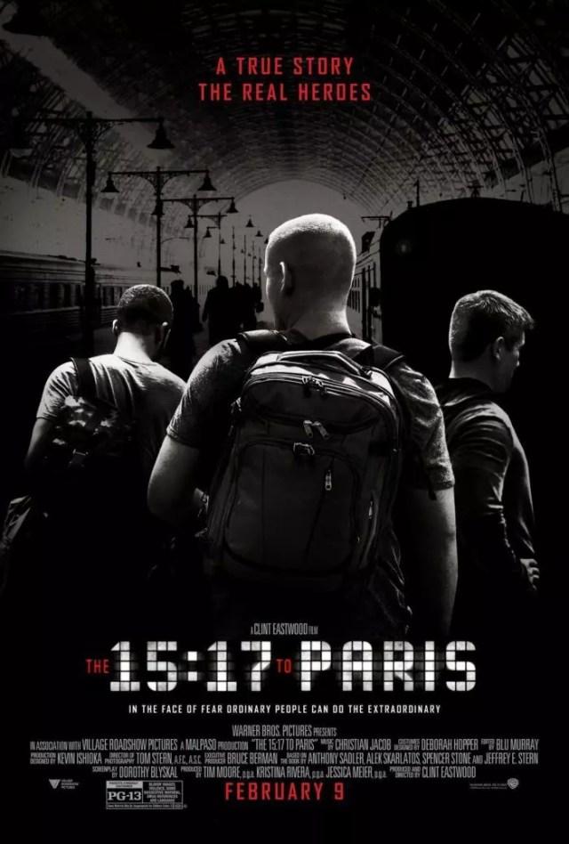 attacco al treno poster