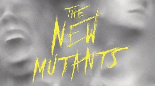 new mutants poster slide