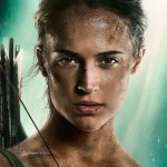 tomb raider poster slide