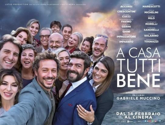 A Casa Tutti Bene (Quad Poster)