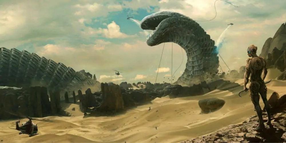 Fissata la data di uscita di Dune di Denis Villeneuve