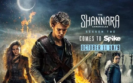 The Shannara Chronicles (Seconda Stagione banner)