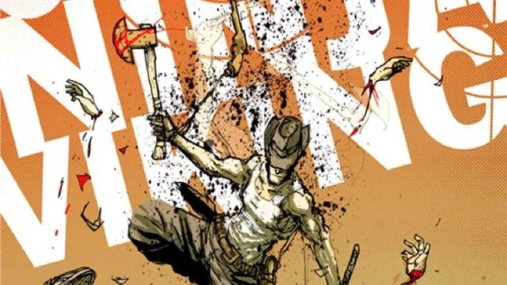 Cowboy Ninja Viking (fumetto)