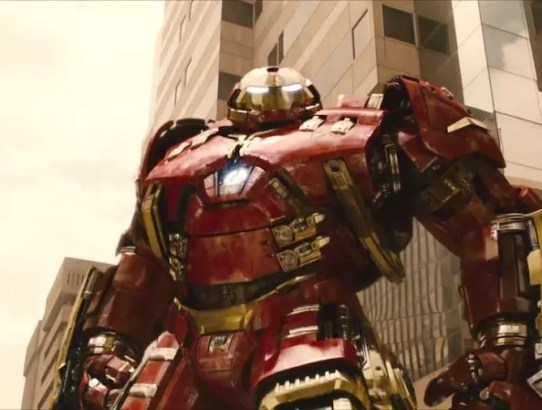 Avengers (Hulkbuster)