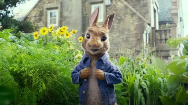 Peter Rabbit - nicola savino