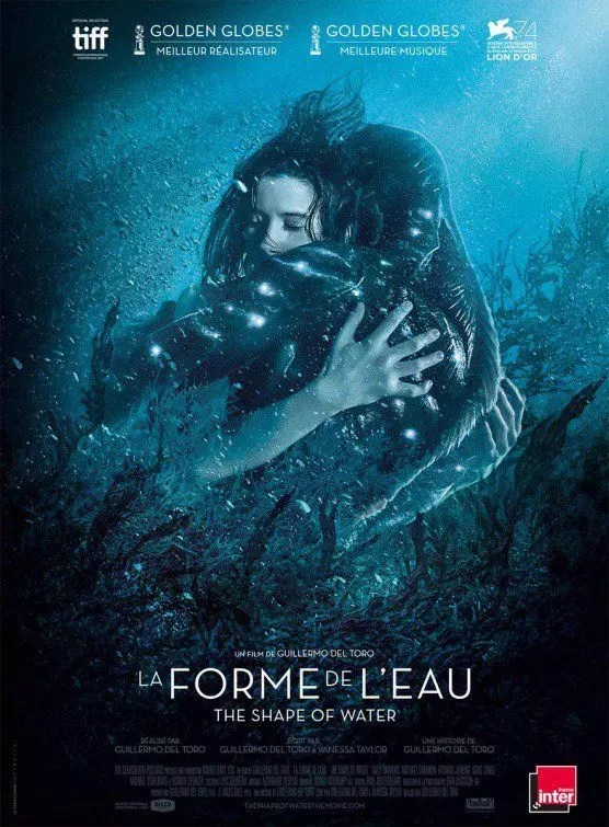 The Shape of Water (poster)