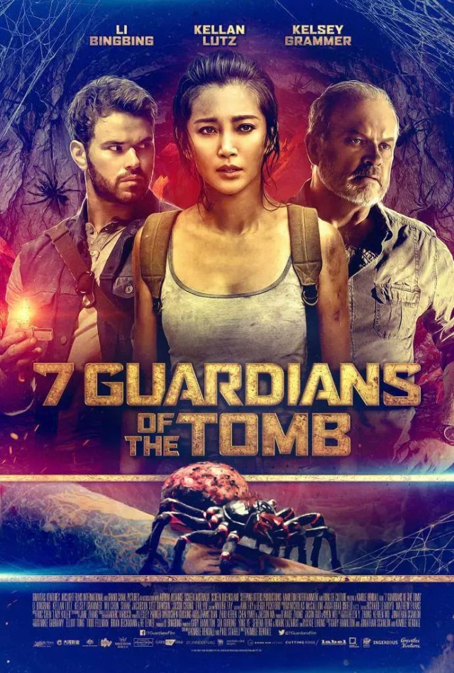 7 Guardians of the Tomb (poster)