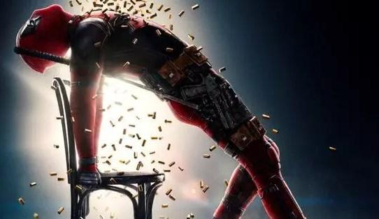 Deadpool 2 (poster)