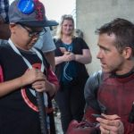Deadpool 2 (foto dal set)