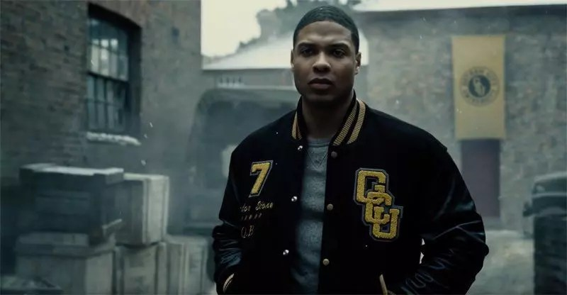 Ray Fisher (Justice League)