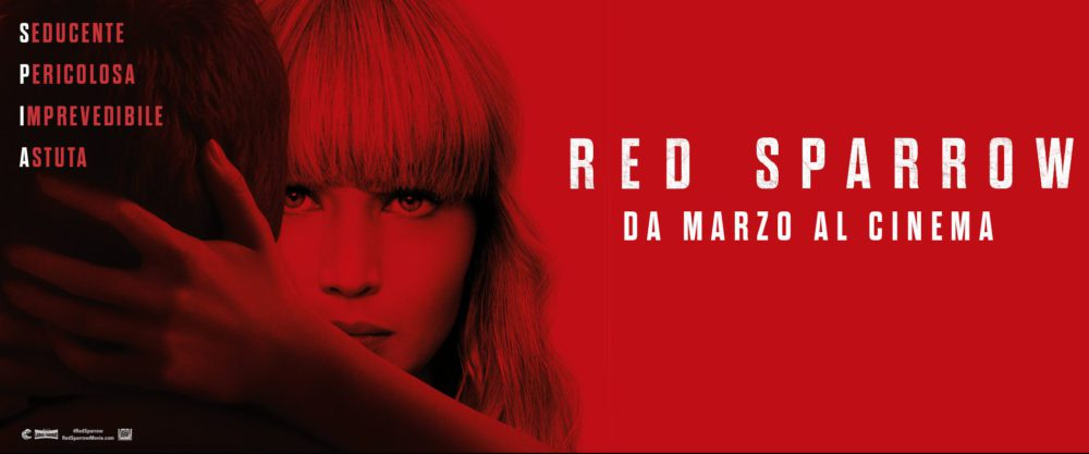 red sparrow banner