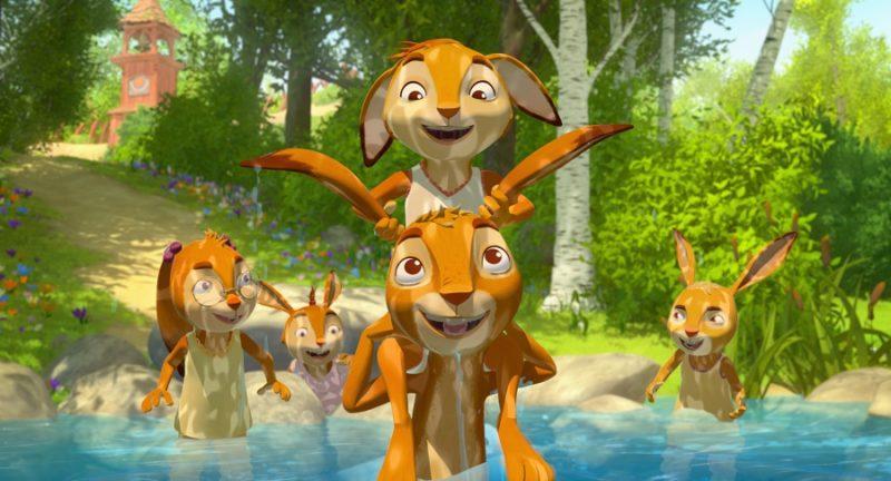 rabbit school cinema