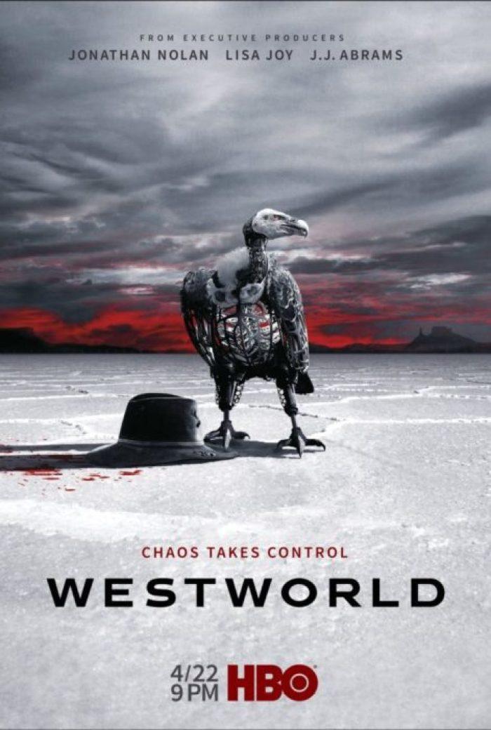 Westworld 2 poster
