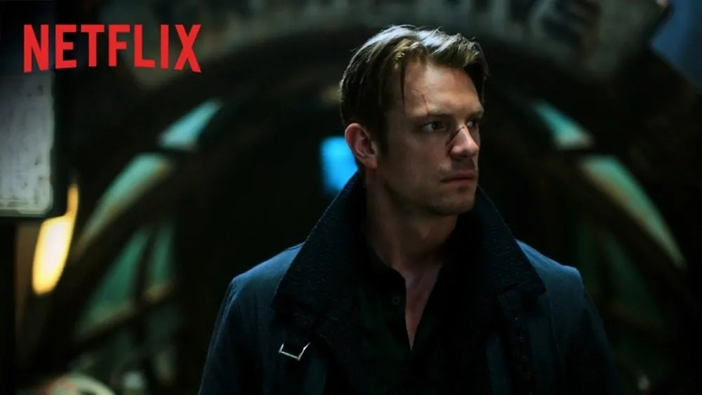 Altered Carbon - recensione