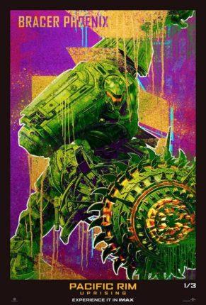 Pacific Rim: La Rivolta (poster)
