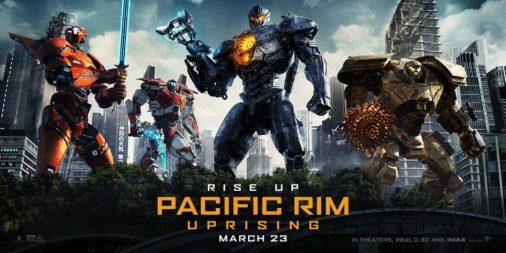Pacific Rim: La Rivolta Banner