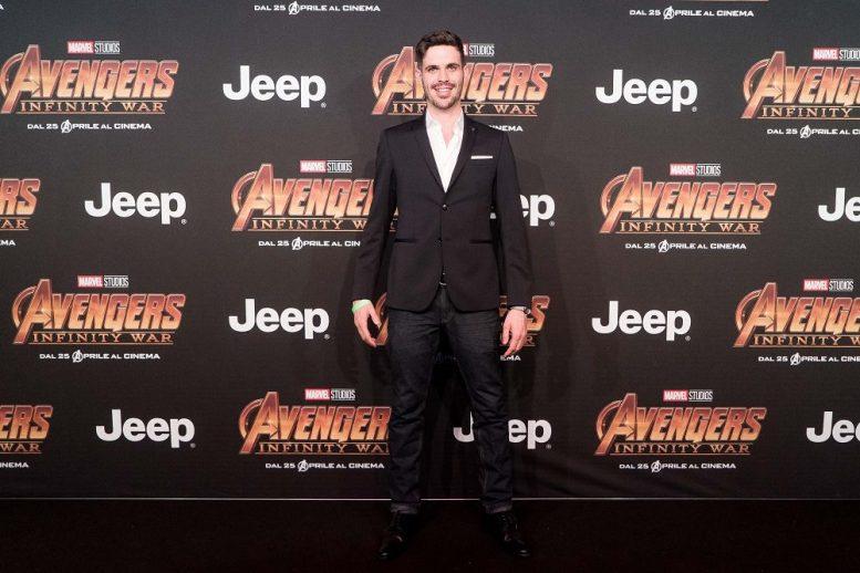 avengers infinity war premiere italiana