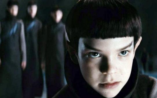 giovane spock