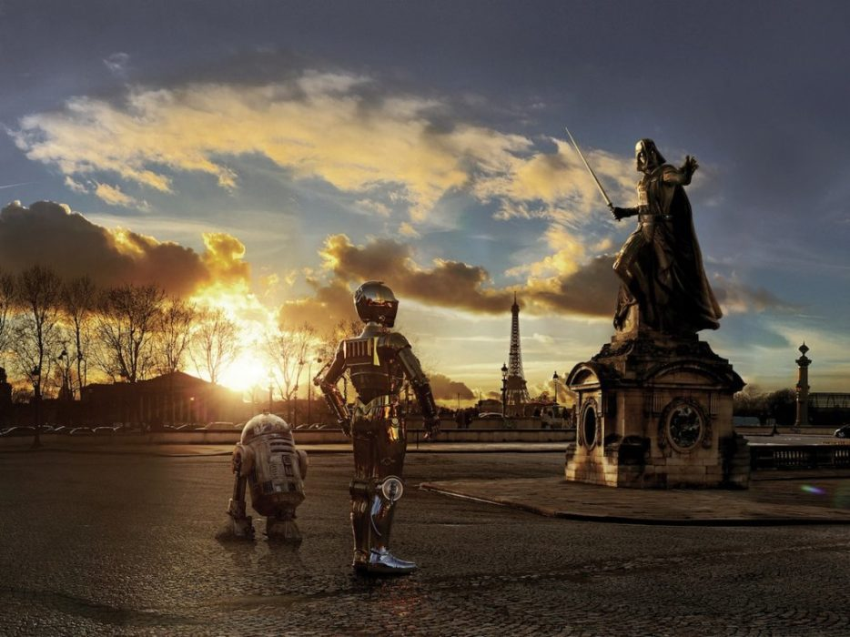 Star Wars - Laurent Pont