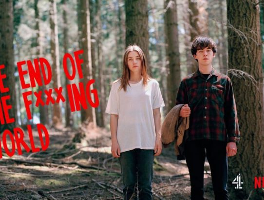 the end of the fucking world recensione