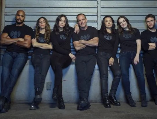 agents of shield abc