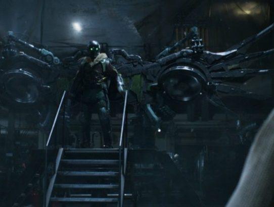 avvoltoio spider-man