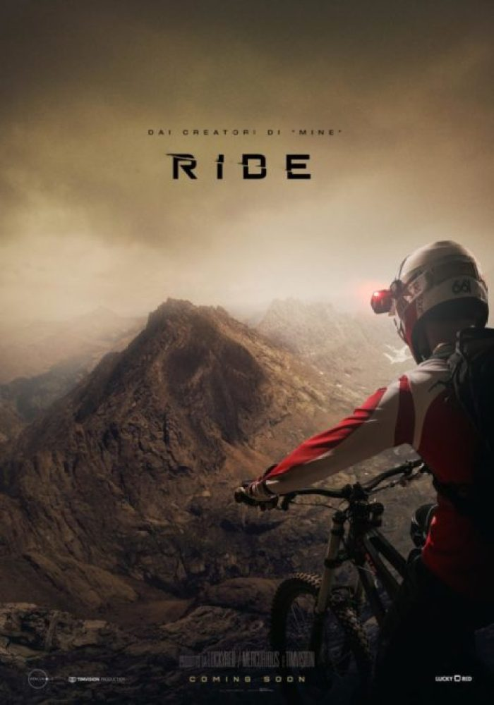ride film poster