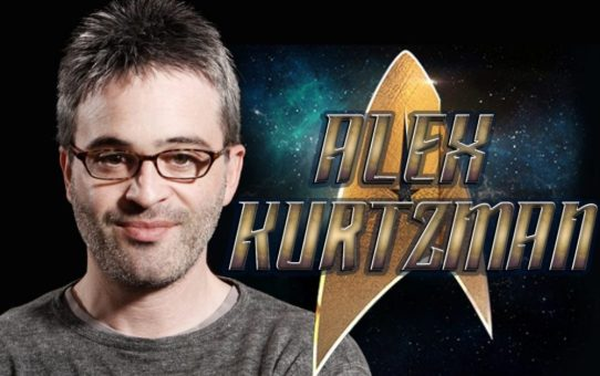 alex kurtzman star trek