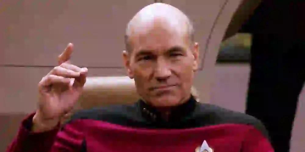 Il Capitano Jean Luc Picard in una nuova serie targata Star Trek?