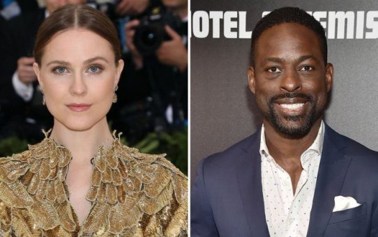 evan rachel wood - sterling k. brown