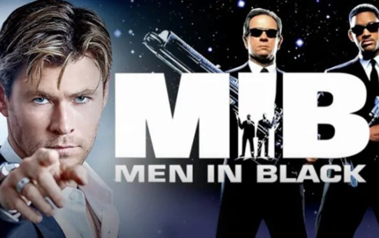 men in black hemsworth