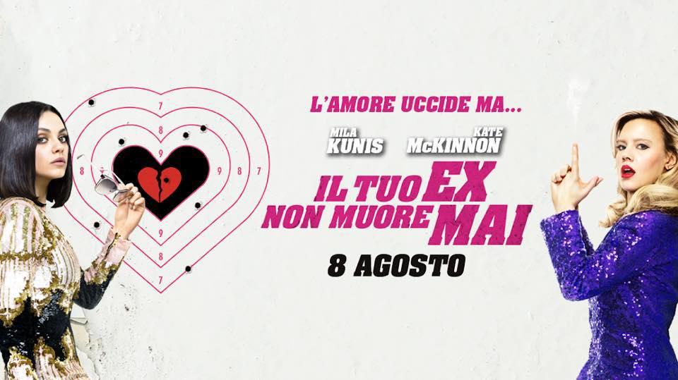 Nuove clip italiane dall 39 action comedy il tuo ex non muore for Il tuo ex non muore mai trailer ita