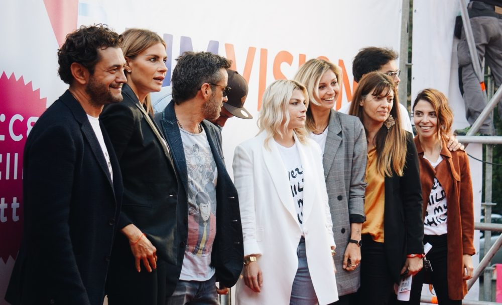 RomaFF13 - Le foto dai photocall di Backliner e Every Child is my Child