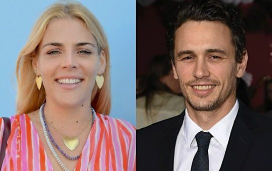 busy philipps - james franco