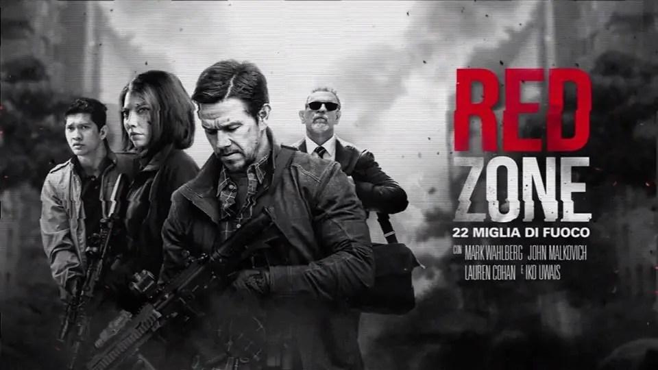 red zone film