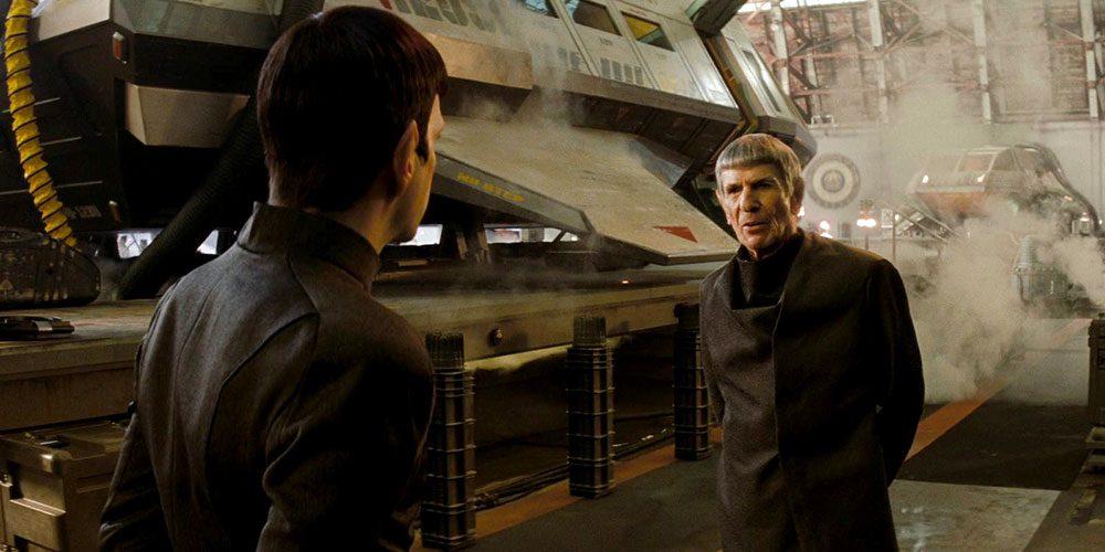 spock ricordo