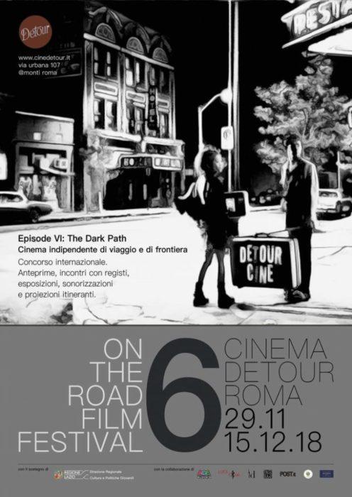 on the road film festival locandina