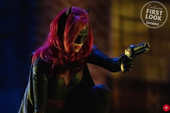 batwoman foto entertainment weekly