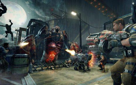 F. Scott Frazier scriverà l'adattamento di Gears of War