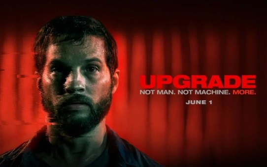upgrade film trailer