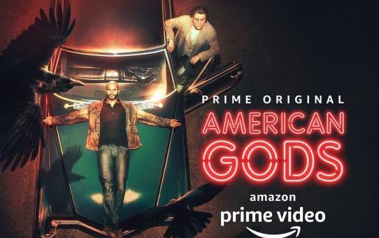 american gods 2 amazon