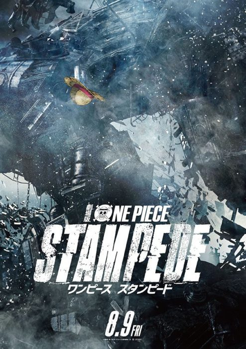 one piece film poster