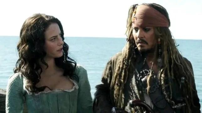 kaya scodelario pirati dei caraibi