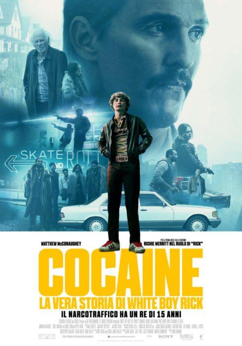 cocaine film poster