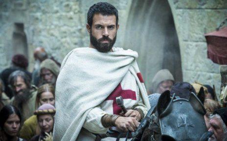 Napoli Comicon - Tom Cullen presenterà la seconda stagione di Knightfall