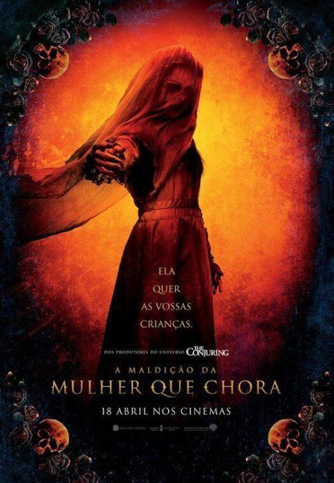la llorona horror poster