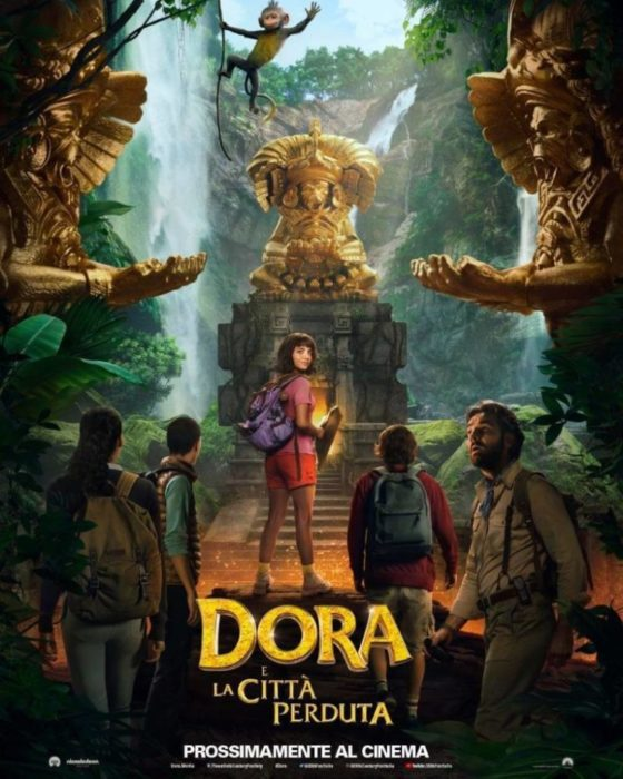 Dora cartoon poster