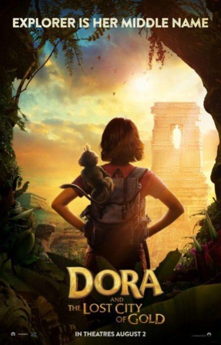 In arrivo il film live action di Dora l'esploratrice