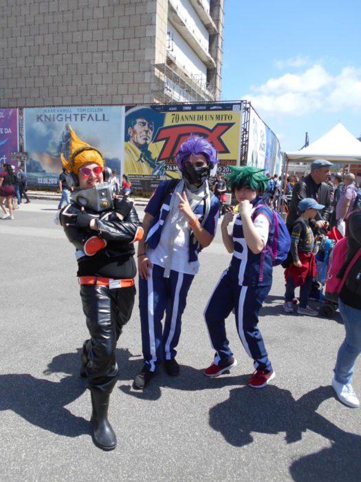 Napoli Comicon 2019 - Ancora foto dal Cosplay napoletano