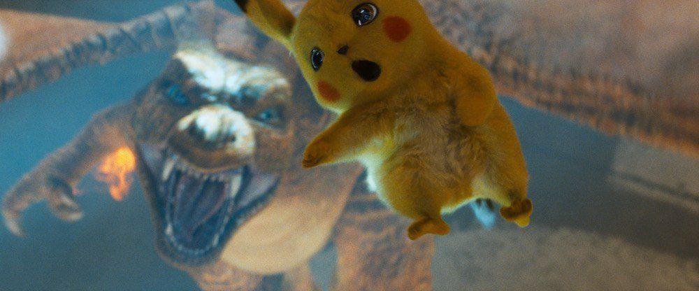 Da Pokémon - Detective Pikachu oltre 40 immagini ufficiali